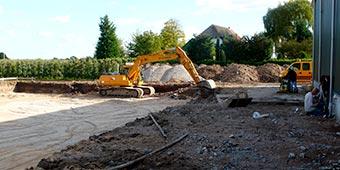 Bouwrijp en woonrijp - Nieuwbouw Van Haarlem Buurmalsen