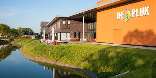Grondverzetbedrijf - Terreininrichting MFC Geldermalsen