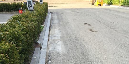 Wegenbouwbedrijf - Asfaltering Volvo Beesd