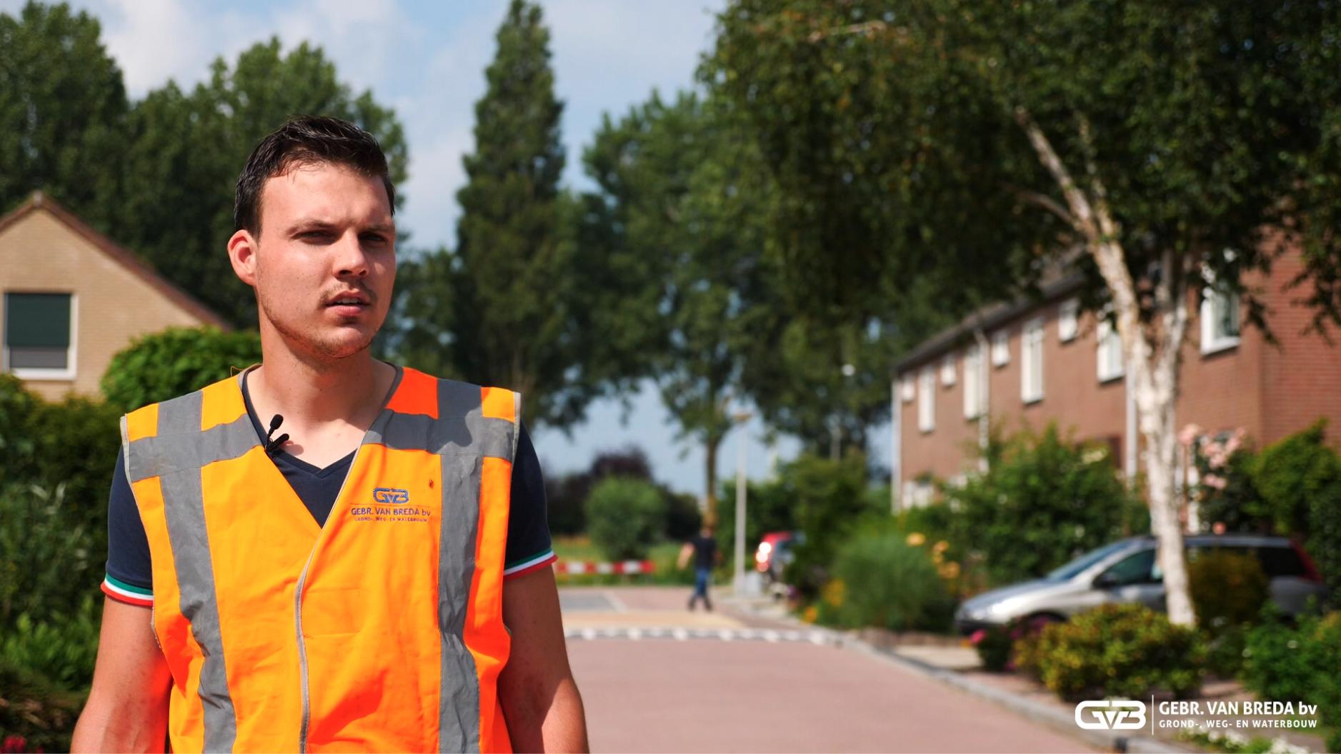 Bestratingsbedrijf - Project Nieuwpoort