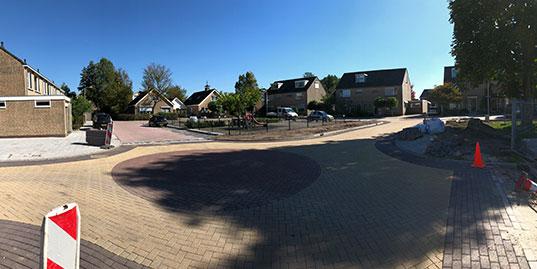 Wegenbouw - Herinrichting Julianastraat e.o.