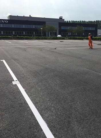 Levensduur asfalt