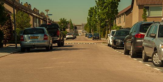Wegenbouw - Herinrichting Nassaustraat e.o.