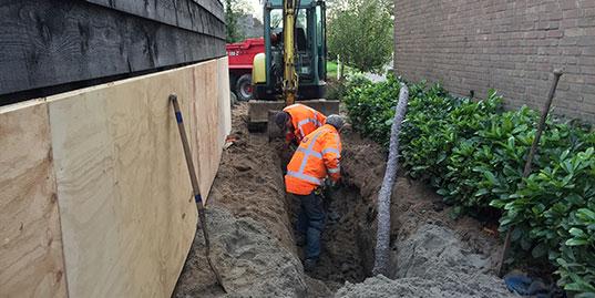 Wegenbouw - Reconstructie Schoolstraat e.o.