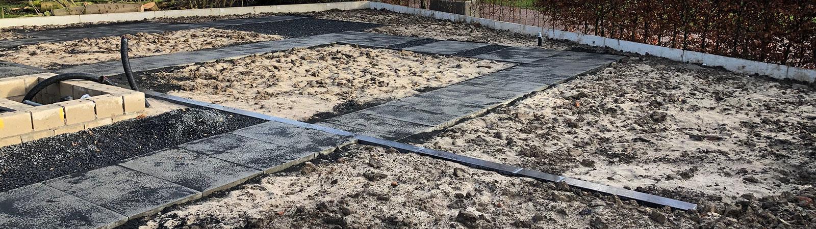 Bestrating - Aanleg tuinbestratingen Geldermalsen